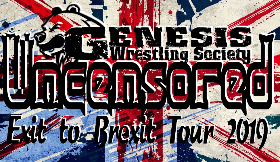 Coming soon: GWS Uncensored Exit to Brexit Tour 2019!